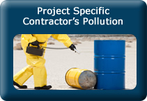 Project Specific Contractor's Pollution