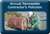 Annual Renewable Contractor's Pollution